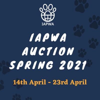 IAPWA Auction dates